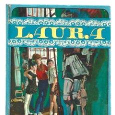 Libros de segunda mano: LAURA 4: ROBO EN EL MUSEO, 1970, SEMIC ESPAÑOLA DE EDICIONES, BUEN ESTADO. COLECCIÓN A.T.. Lote 289923073