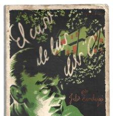 Libros de segunda mano: LETRAS 37: EL CASO DE LAS DOS C, 1940, BUEN ESTADO. COLECCIÓN A.T.. Lote 289926638