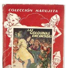 Libros de segunda mano: MARUJITA 71, 72, 73, 74, 75, 1935, MOLINO, BUEN ESTADO. COLECCIÓN A.T.. Lote 289928298