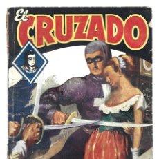 Libros de segunda mano: EL CRUZADO 6, 1947, BRUGUERA. COLECCIÓN A.T.. Lote 289928668