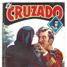 Libros de segunda mano: EL CRUZADO 8, 1947, BRUGUERA, USADA. COLECCIÓN A.T.. Lote 289929078