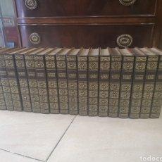 Libros de segunda mano: COLECCION LA NOVELA PICARESCA ESPAÑOLA 18 TOMOS. Lote 295040288