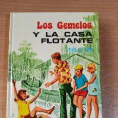 Libros de segunda mano: LOS GEMELOS Y LA CASA FLOTANTE - LAURA LEE HOPE. Lote 295513713