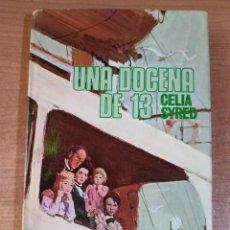 Libros de segunda mano: UNA DOCENA DE 13 - CELIA SYRED. Lote 295514518