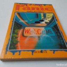 Libros de segunda mano: PANIC Nº 8 VISITA ATERRIDORA. Lote 295516993