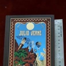 Libros de segunda mano: JULIO VERNE EL FARO DEL FIN DEL MUNDO. Lote 296795003