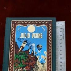 Libros de segunda mano: JULIO VERNE DUEÑO DEL MUNDO EDICIONES RBA. Lote 296796008