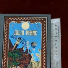 Libros de segunda mano: JULIO VERNE EL CASTILLO DE LOS CARPATOS EDICIONES RBA. Lote 296796743