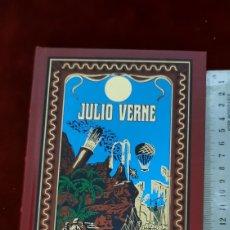 Libros de segunda mano: JULIO VERNE EL ARCHIPIELAGO EN LLAMAS EDICIONES RBA. Lote 296797258