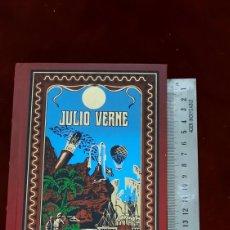 Libros de segunda mano: JULIO VERNE EL RAYO VERDE EDICIONES RBA. Lote 296798463