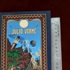 Libros de segunda mano: JULIO VERNE UN BILLETE DE LOTERIA EDICIONES RBA. Lote 296799358