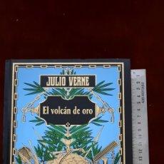 Libros de segunda mano: JULIO VERNE EL VOLCAN DE ORO EDICIONES RBA. Lote 296802738