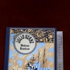 Libros de segunda mano: JULIO VERNE MISTRESS BRANICAN EDICIONES RBA. Lote 296803398