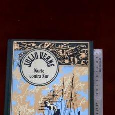 Libros de segunda mano: JULIO VERNE NORTE CONTRA SUR EDICIONES RBA. Lote 296806453