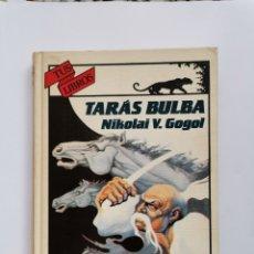 Libros de segunda mano: TARÁS BULBA NIKOLAI V. GOGOL TUS LIBROS ANAYA. Lote 296812948