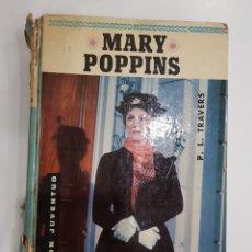 Libros de segunda mano: MARY POPPINS. EDITORIAL JUVENTUD. 5ª EDICION. SEPTIEMBRE 1966. NUMERO DE EDICION 4292. Lote 296912178