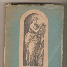 Libros de segunda mano: ANTOLOGÍA DE LA POESÍA NEOCLÁSICA Y ROMÁNTICA ESPAÑOLA. Lote 26331427