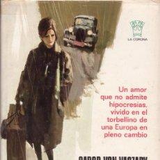Libros de segunda mano: KUKI. GABOR VON VASZARY. NOVELA ROMÁNTICA. EDITORIAL BRUGUERA.. Lote 26599193