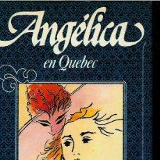 Libros de segunda mano: (GOLON, ANNE Y SERGE) ANGÉLICA EN QUEBEC, Nº 11. Lote 40347790