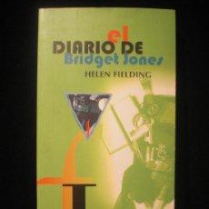 Libros de segunda mano: EL DIARIO DE BRIDGET JONES. HELEN FIELDING. ED. LUMEN 1998 380 PAG. Lote 19497463