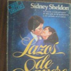 Libros de segunda mano: LAZOS DE SANGRE. SHELDON, SIDNEY. 1979. Lote 18183113