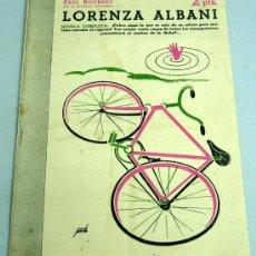 Libros de segunda mano: REVISTA LITERARIA NOVELAS Y CUENTOS LORENZA ALBANI PAUL BOURGET Nº 919 19 DICIEMBRE 1948. Lote 18993171