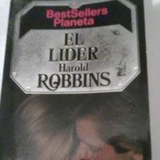 Libros de segunda mano: EL LIDER -HAROLD ROBBINS-. Lote 19751572
