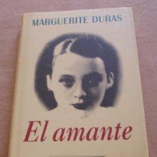 Libros de segunda mano: EL AMANTE - MARGUERITE DURAS - CÍCULO DE LECTORES 1995. Lote 20995618