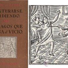 Libros de segunda mano: NOVELAS EXEMPLARES DE DOÑA MARIA DE ZAYAS – AÑO 1940. Lote 26763580