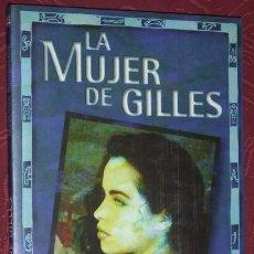 Libros de segunda mano: LA MUJER DE GILLES POR MADELEINE BOURDOUXHE DE TXALAPARTA EN NAVARRA 1998. Lote 23760817
