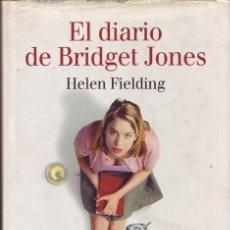 Libros de segunda mano: EL DIARIO DE BRIDGET JONES. HELEN FIELDING.. Lote 26601299