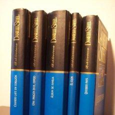 Libros de segunda mano: LOTE DE 5 LIBROS (BIBLIOTECA DANIELLE STEEL). Lote 24266224