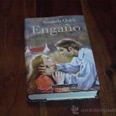 Libros de segunda mano: ENGAÑO-AMANDA QUICK-. Lote 26609420