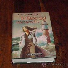 Libros de segunda mano: EL FARO DEL RECUERDO-DIANE CHAMBERLAIN-. Lote 26643942