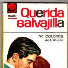 Libros de segunda mano: AMAPOLA Nº 795 - EDI. BRUGUERA - MAYO 1967 - POR Mº DOLORES ACEVEDO - PORTADA ANTONIO BOSCH. Lote 26223365