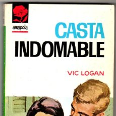 Libros de segunda mano: AMAPOLA Nº 793 - EDI. BRUGUERA - ABRIL 1967 - POR VIC LOGAN - PORTADA ANGEL BADIA. Lote 26223474