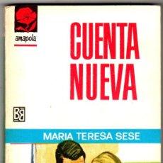 Libros de segunda mano: AMAPOLA Nº 792 - EDI. BRUGUERA - ABRIL 1967 - POR MARIA TERESA SESE - PORTADA DESILO. Lote 26223517