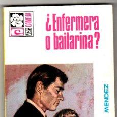 Libros de segunda mano: CAMELIA Nº 804 - EDI. BRUGUERA - NOVIEMBRE 1969 - POR CLOTILDE MÉNDEZ - PORTADA DE JORGE SAMPER. Lote 26225831