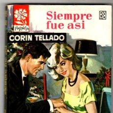Libros de segunda mano: PIMPINELA Nº 882 - EDI. BRUGUERA - OCTUBRE 1963 - POR CORIN TELLADO, PORTADA VICENTE ROSO. Lote 26386079