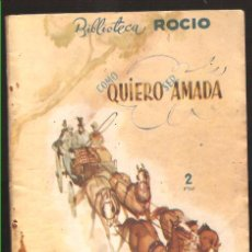 Libros de segunda mano: HENRY ARDEL * COMO QUIERO SER AMADA * . Lote 26646616