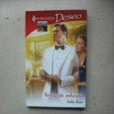 Libros de segunda mano: HARLEQUIN DESEO - REGLAS DE SEDUCCIÓN POR EMILIE ROSE. Lote 26664380