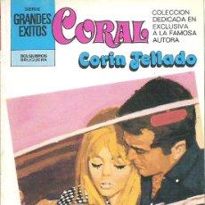 Libros de segunda mano: 1 NOVELA BRUGUERA AÑO 1981 - CORAL - CORIN TELLADO - Nº 737 - MI ADORABLE EMBUSTERA. Lote 26691064