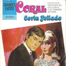 Libros de segunda mano: 1 NOVELA BRUGUERA AÑO 1981 - CORAL - CORIN TELLADO - Nº 723 - MI HIJA NANCY. Lote 26711987