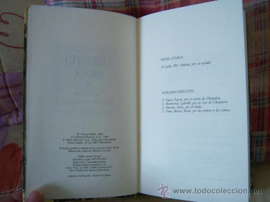 Libros de segunda mano: TERENCI MOIX No digas que fue un sueño - Foto 3 - 26842247