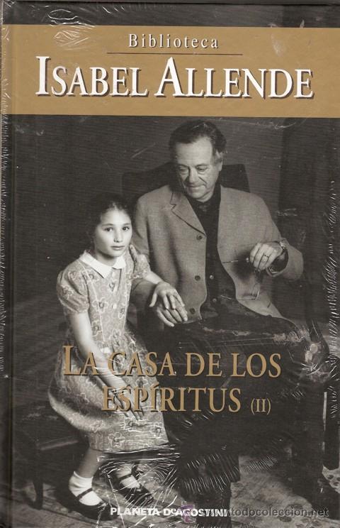 Libro la casa de los esp ritus de isabel allen comprar libros de novela rom ntica en - La casa delos espiritus isabel allende ...