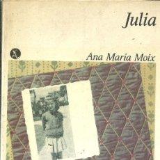 Libros de segunda mano: S12//JULIA//MOIX/. Lote 27718784