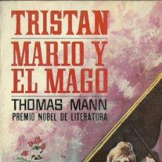 Libros de segunda mano: S8//TRISTAN MARIO Y EL MAGO. Lote 27718824