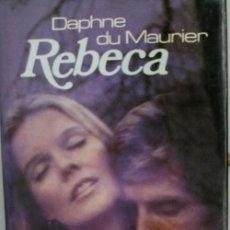 Libros de segunda mano: REBECA. DU MAURIER DAPHNE. 1976. Lote 27964460