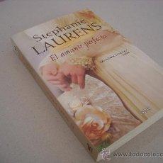 Libros de segunda mano: EL AMANTE PERFECTO. STEPHANIE LAURENS. VERGARA.. Lote 117400615