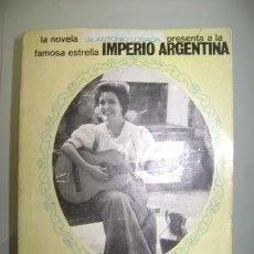 Libros de segunda mano: LA HISTORIA DE UNA CUPLETISTA - ANTONIO LOSADA 1965. Lote 28343882